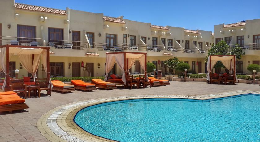فندق كتاركت ليالينا نعمة باي شرم الشيخ